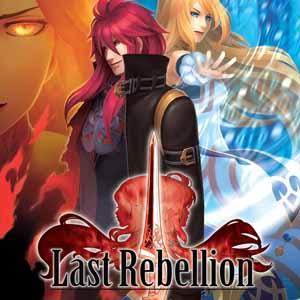Comprar Last Rebellion PS3 Code Comparar Precios