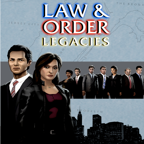 Comprar Law & Order Legacies CD Key Comparar Precios