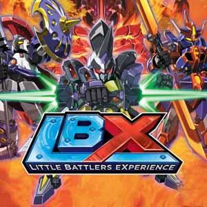 Comprar LBX Little Battlers Experiences Nintendo 3DS Descargar Código Comparar precios
