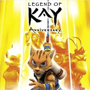 Comprar Legend of Kay Anniversary Ps4 Code Comparar Precios