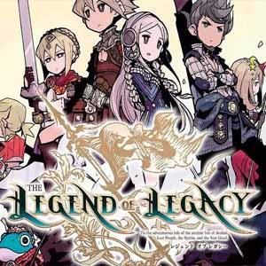 Comprar Legend of Legacy Nintendo 3DS Descargar Código Comparar precios