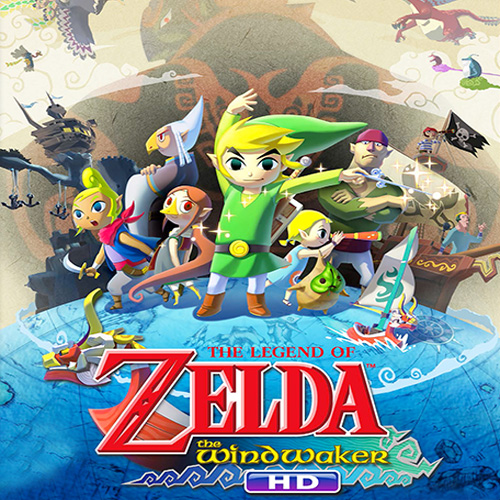 Comprar Legend of Zelda The Wind Waker HD Nintendo Wii U Descargar Código Comparar precios
