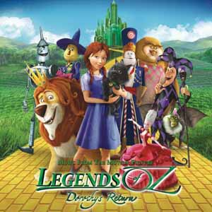 Comprar Legends of Oz Dorothys Return Nintendo 3DS Descargar Código Comparar precios