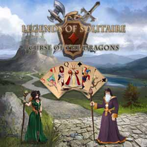 Comprar Legends of Solitaire Curse of the Dragons CD Key Comparar Precios