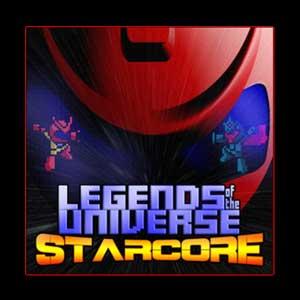 Comprar Legends of the Universe StarCore CD Key Comparar Precios