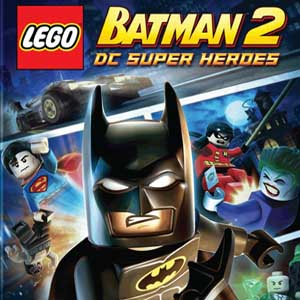Comprar Lego Batman 2 DC Super Heroes Nintendo 3DS Descargar Código Comparar precios