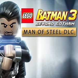 Comprar LEGO Batman 3 Beyond Gotham Man of Steel CD Key Comparar Precios