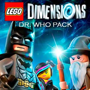 Comprar LEGO Dimensions Dr Who Pack CD Key Comparar Precios