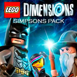 Comprar LEGO Dimensions Simpsons Pack CD Key Comparar Precios