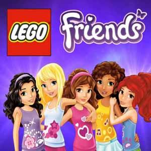 Comprar Lego Friends Nintendo 3DS Descargar Código Comparar precios