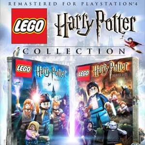 Comprar LEGO Harry Potter Collection PS4 Code Comparar Precios