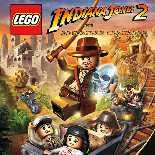 Comprar LEGO Indiana Jones 2 The Adventure Continues Ps3 Code Comparar Precios