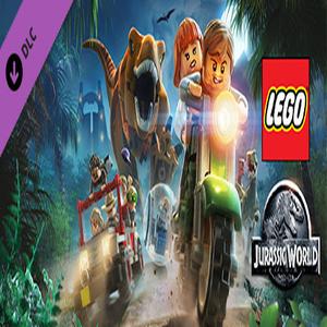 LEGO Jurassic World Jurassic Park Trilogy DLC Pack 1