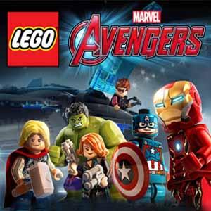 Comprar LEGO Marvel Avengers PS4 Code Comparar Precios