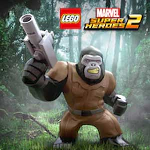 LEGO MARVEL Super Heroes 2 Agents of Atlas Character Pack