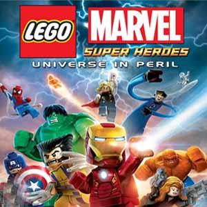 Comprar LEGO Marvel Super Heroes Universe in Peril Nintendo 3DS Descargar Código Comparar precios