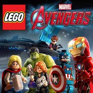 Comprar Lego Marvels Avengers Xbox 360 Code Comparar Precios