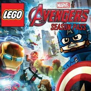 Comprar LEGO Marvels Avengers Season Pass CD Key Comparar Precios