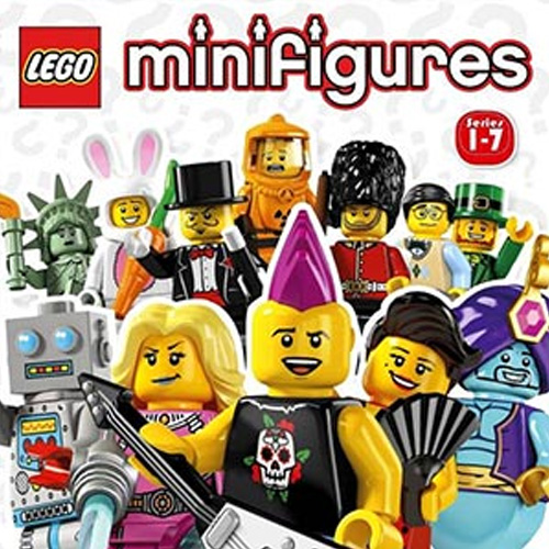 Comprar LEGO Minifigures Online Awesome Pack CD Key Comparar Precios