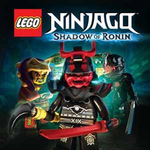 Comprar Lego Ninjago Shadow of Ronin Nintendo 3DS Descargar Código Comparar precios