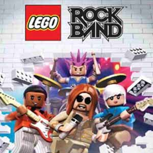 Comprar LEGO Rock Band Xbox 360 Code Comparar Precios