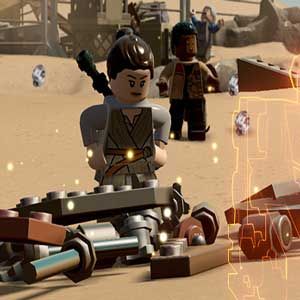 Resolver rompecabezas LEGO