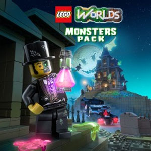 Comprar LEGO Worlds Monsters Pack Xbox One Barato Comparar Precios