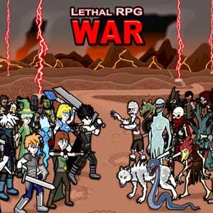 Comprar Lethal RPG War CD Key Comparar Precios