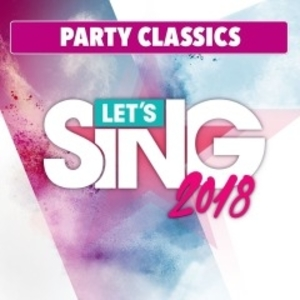 LETS SING 2018 PARTY CLASSICS SONG PACK