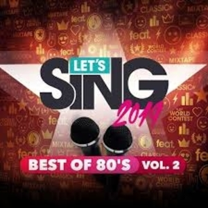 Lets Sing 2019 Best of 80s Vol 2 Song Pack
