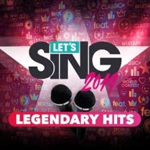 Lets Sing 2019 Legendary Hits Song Pack