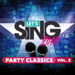Lets Sing 2019 Party Classics Vol 2 Song Pack