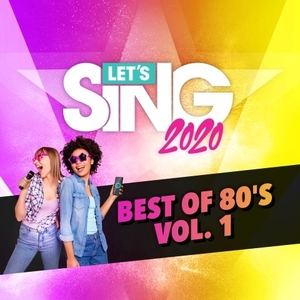 Let's Sing 2020 Best of 80's Vol. 1 Song Pack