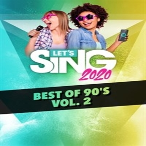 Let's Sing 2020 Best of 90's Vol. 2 Song Pack
