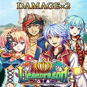 Liege Dragon Damage x2