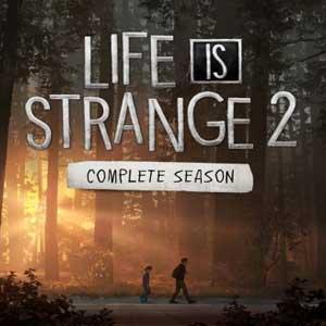 Comprar Life is Strange 2 Complete Season Ps4 Barato Comparar Precios