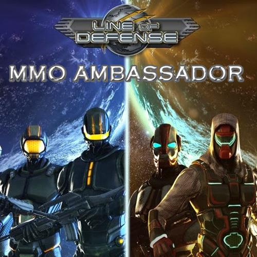 Comprar Line of Defense MMO Ambassador CD Key Comparar Precios