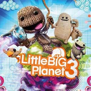 Comprar Little Big Planet 3 Ps4 Code Comparar Precios