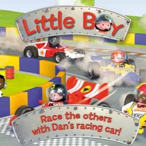 Comprar Little Boy Dans Racing Car CD Key Comparar Precios
