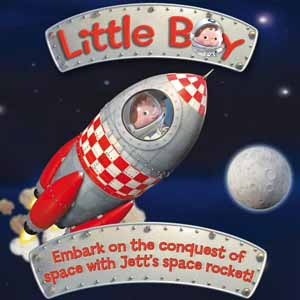Comprar Little Boy Jetts Space Rocket The Game CD Key Comparar Precios