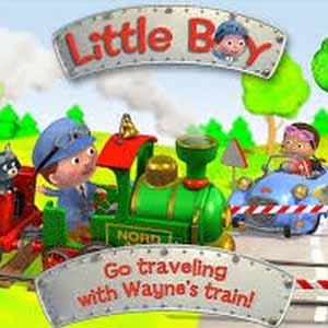 Comprar Little Boy Waynes Train CD Key Comparar Precios