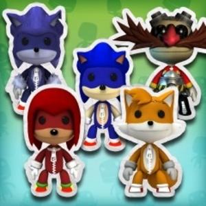 Comprar LittleBigPlanet Sonic The Hedgehog Costume Kit Ps4 Barato Comparar Precios