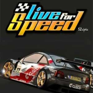 Comprar Live For Speed S2 Version Z CD Key Comparar Precios