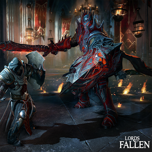 Comprar Lords Of The Fallen Xbox One Code Comparar Precios
