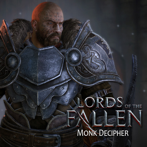 Comprar Lords of the Fallen Monk Decipher CD Key Comparar Precios