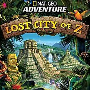 Comprar Lost City of Z CD Key Comparar Precios