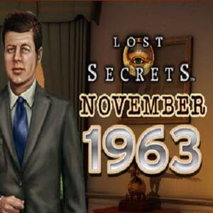 Comprar Lost Secrets November 1963 CD Key Comparar Precios