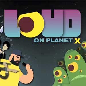 Comprar LOUD on Planet X CD Key Comparar Precios
