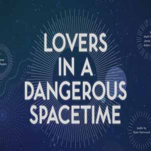 Comprar Lovers in a Dangerous Spacetime CD Key Comparar Precios