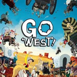 Comprar Lucky Luke Go West CD Key Comparar Precios